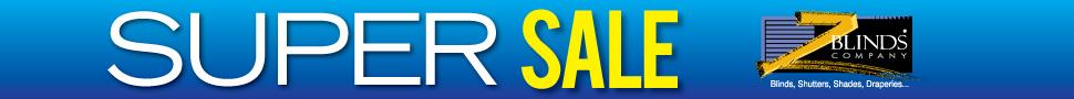 ZBlinds Company Sale   Window Treatments Sale