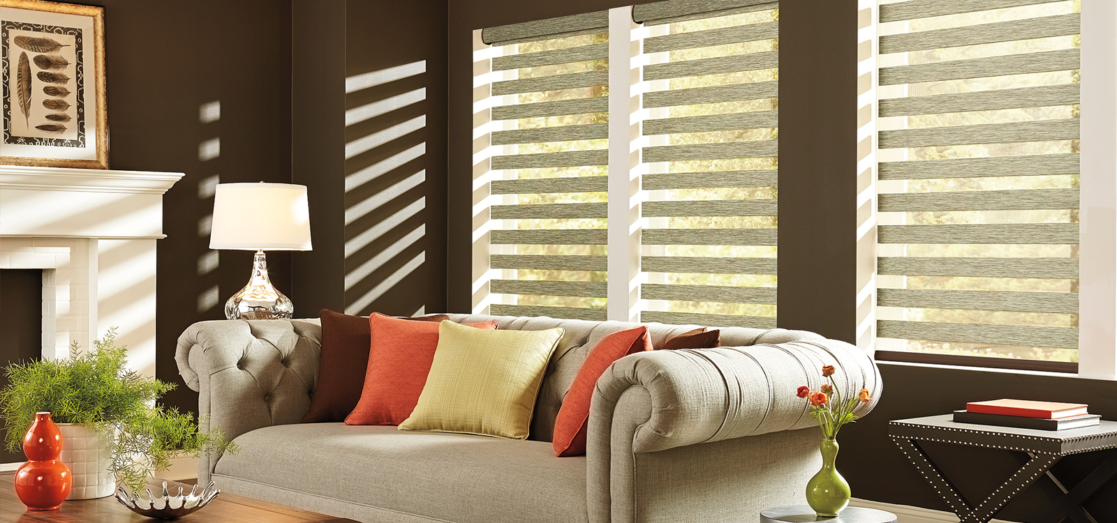 Graber Layered Shades Zblinds