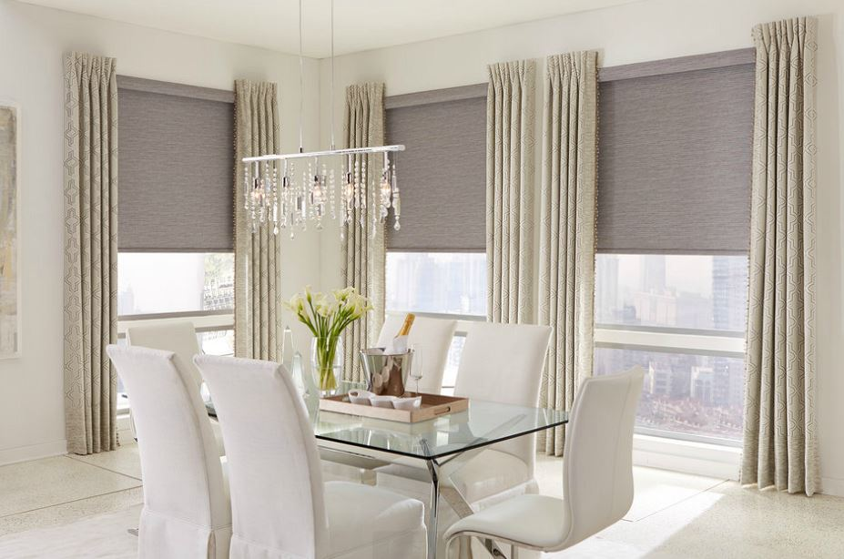 Horizons Shades of Elegance Roller Shades | ZBlinds Co Fresno