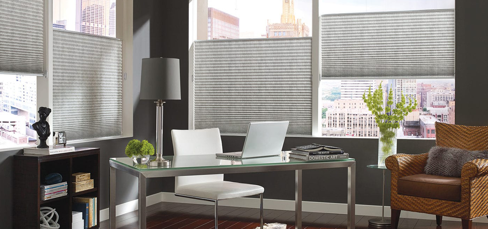 Pleated Shades Zblinds