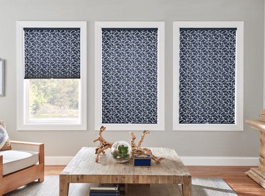 Pleated Shades Graber | Z Blinds Fresno
