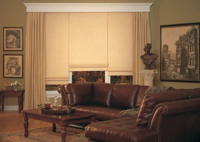 55% Off Century Blinds Roman Shades