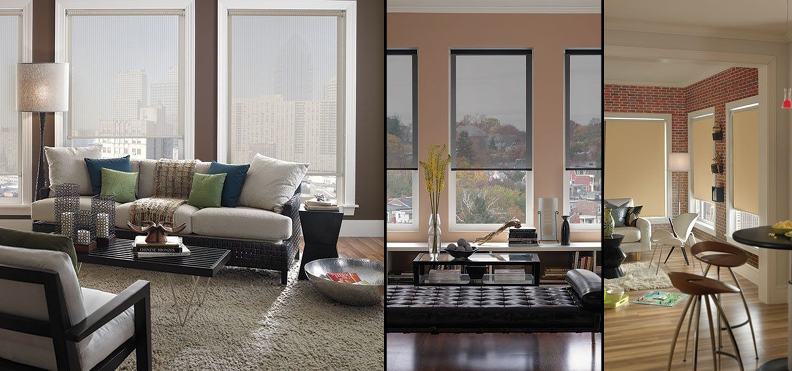 Century Roller Amp Screen Shades Zblinds