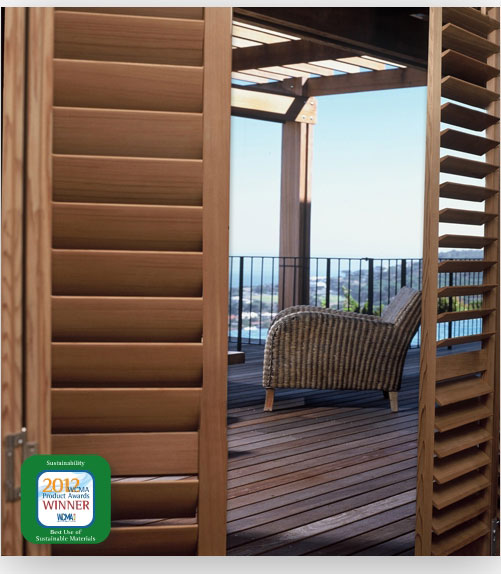 Sussex Wood Shutters Zblinds