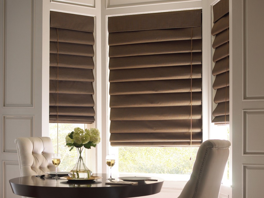 Serenade Roman Shades Zblinds