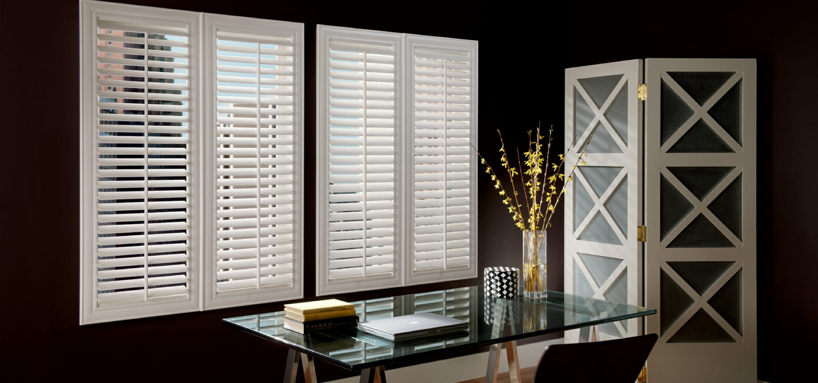 Graber Traditions Composite Shutters Zblinds
