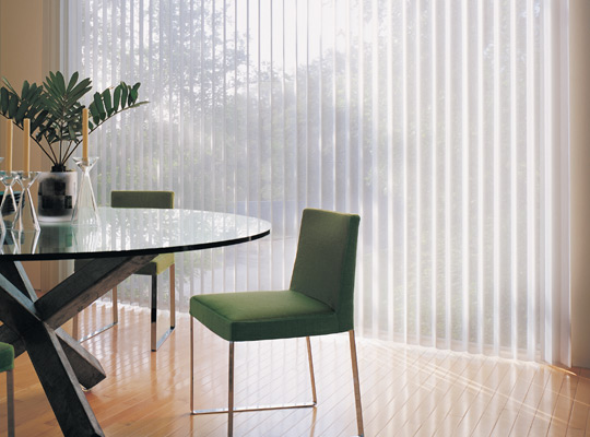 Stardust Soft Sheer Vertical Zblinds