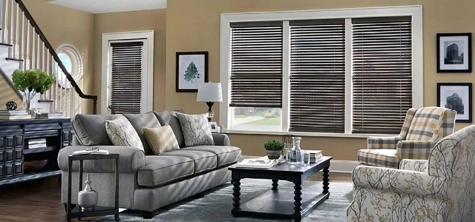 Alta 2 ⅜ Wood Blinds Z Blinds Company Fresno