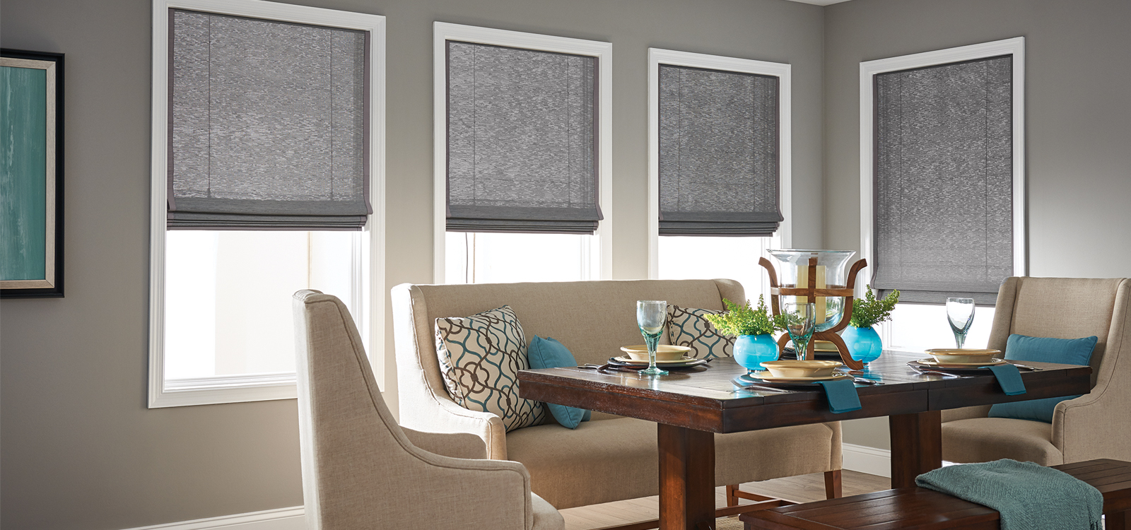 Graber Tradewinds Natural Shades Zblinds