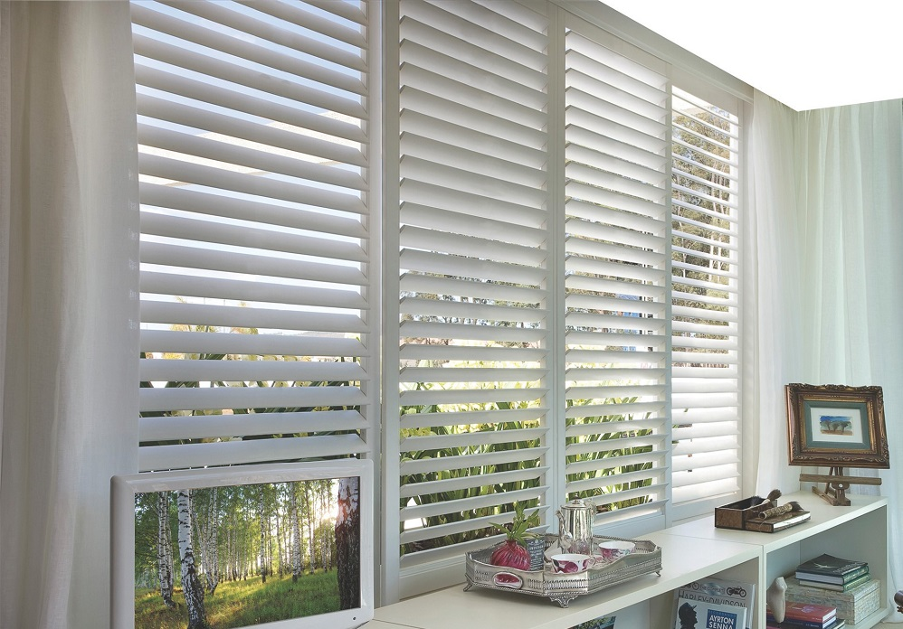Allview Louvers Zblinds