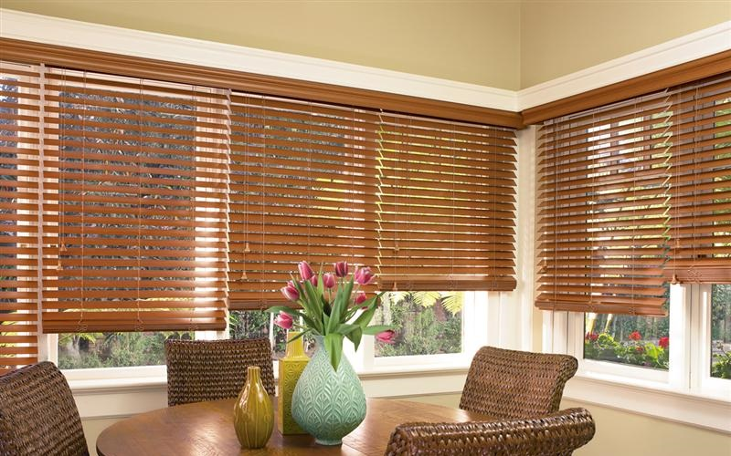 Chalet Wood Blinds Fresno | ZBLINDS Fresno