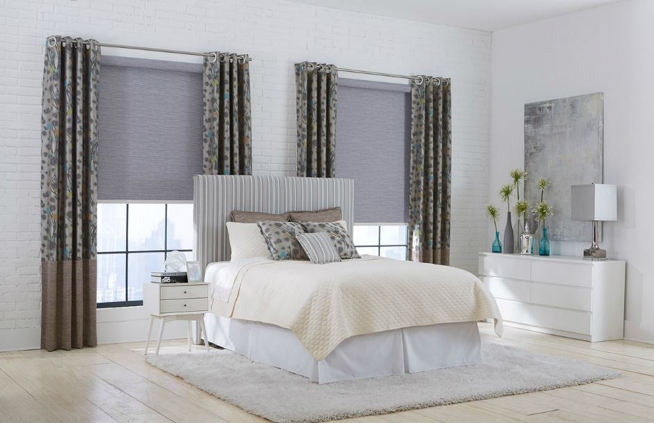 Gallery Roller Shades |  ZBlinds Co Fresno
