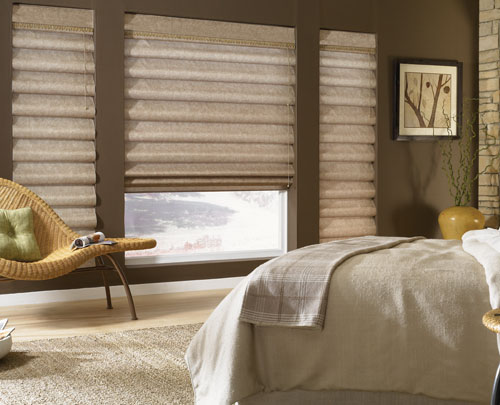 Fresco Roman Shades Zblinds