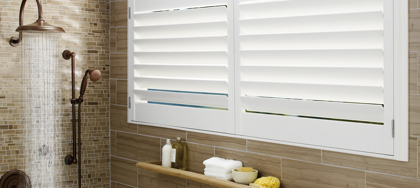 Hunter Douglas Polysatin Shutters Zblinds Fresno