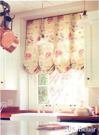 Belair Roman Shades | ZBlinds Company Fresno