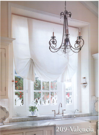 Valencia Roman Shades Zblinds