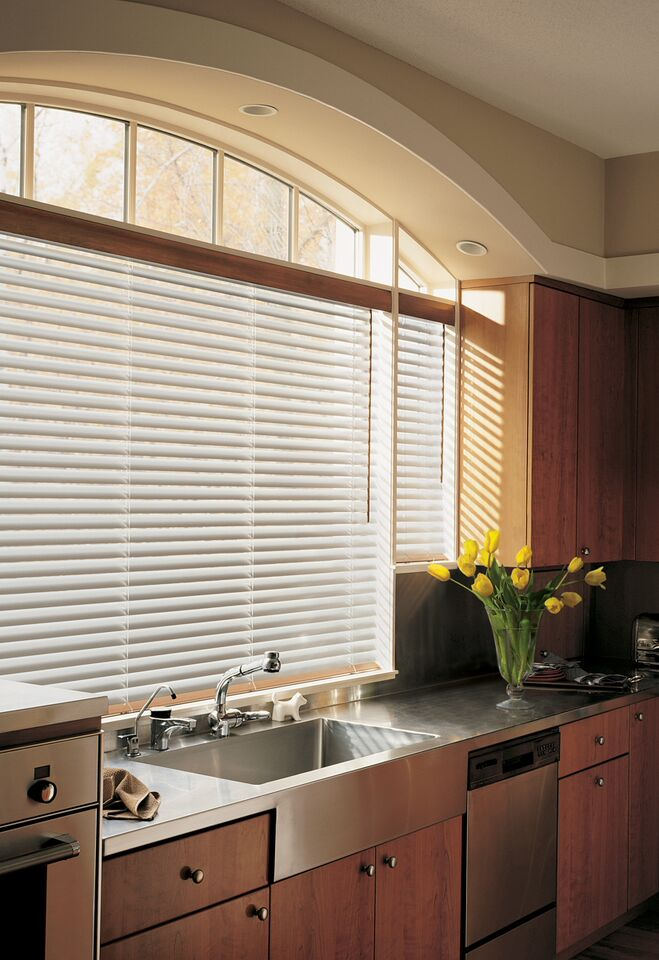 Horizontal Vinyl Blinds | ZBLINDS Fresno