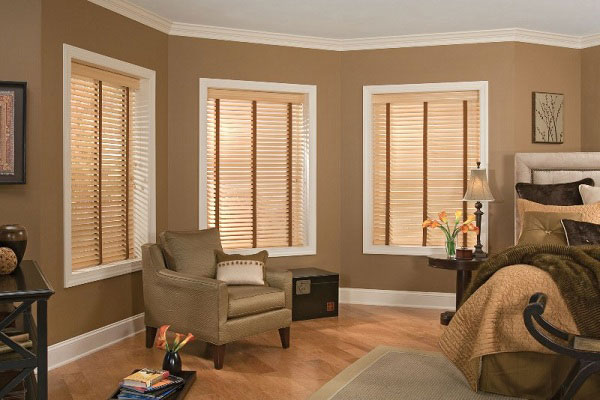 Privacy Plus Room Darkening Shutter Blinds