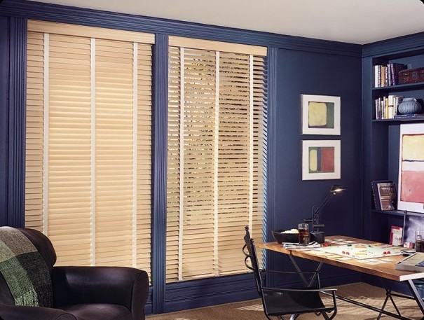 Softwood Faux Blinds | ZBLINDS Fresno
