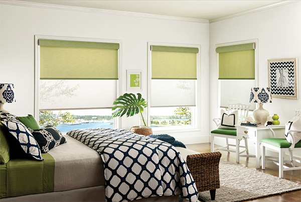 synergy roller shades