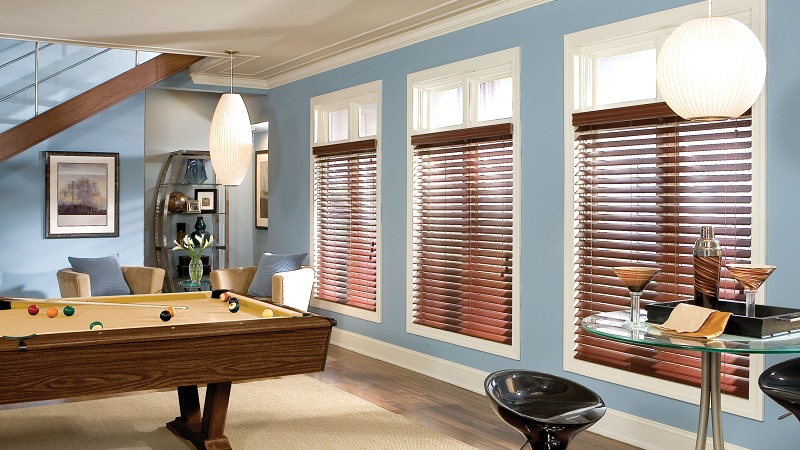 Timberline Wood Blinds | ZBLINDS Fresno