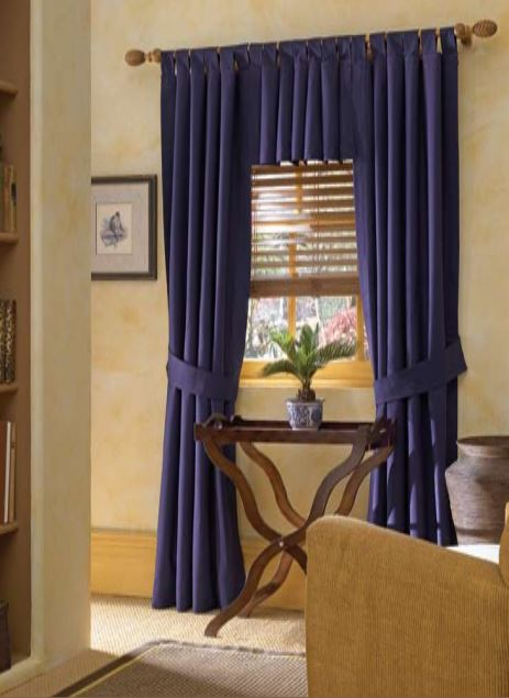 Top Tab Drapery Zblinds
