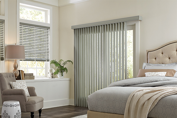Fabric Vertical Blinds Zblinds